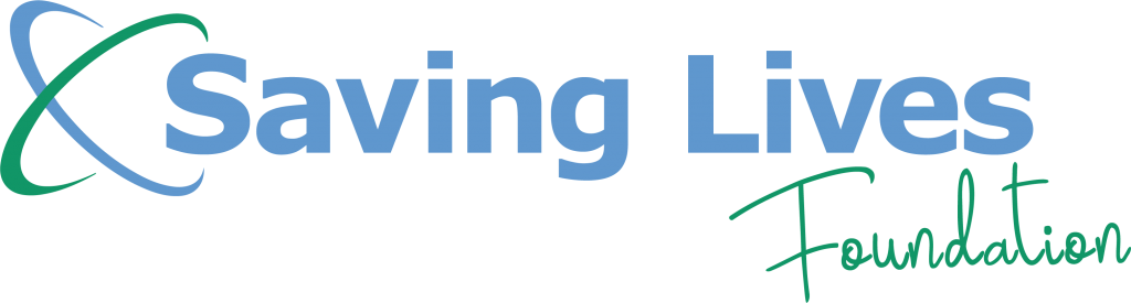 Saving Lives Foundation logo